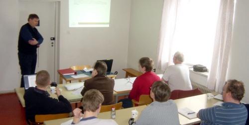 OLM (Opasteet ja Liikennemääräykset) Koulutus